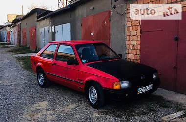 Ford Escort 1988 в Черновцах