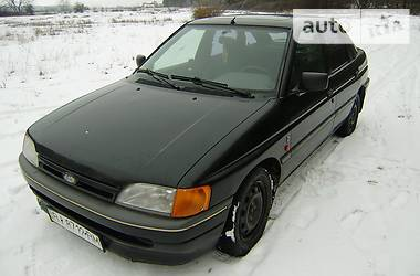 Ford Escort 1991 в Полтаве