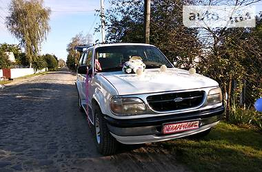 Ford Explorer 1995 в Луцке