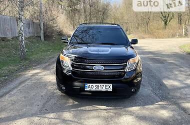 Ford Explorer 2013 в Мукачево