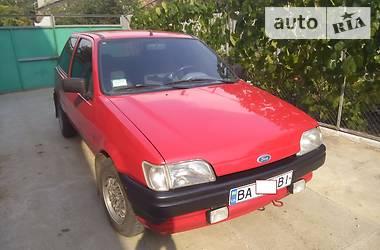 Ford Fiesta 1989 в Кропивницком