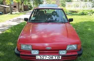 Ford Fiesta 1989 в Золочеве