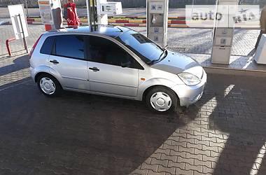 Ford Fiesta MK-5 2005