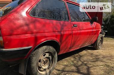 Ford Fiesta 1987