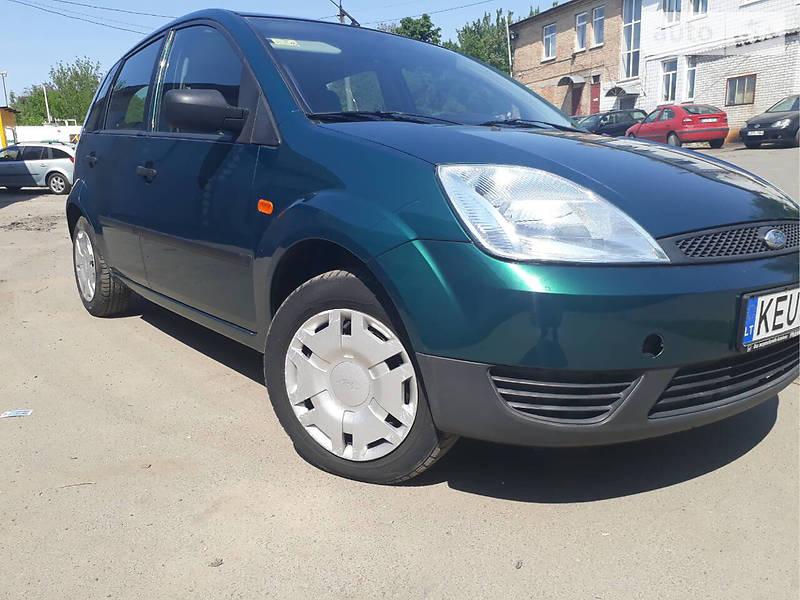 Ford Fiesta 2002 в Василькове