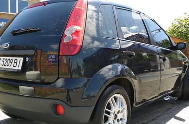 Ford Fiesta 2008 в Луцке