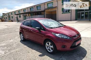 Ford Fiesta 2011 в Стрые