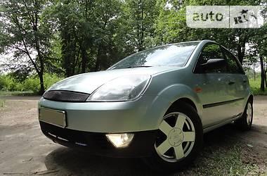 Ford Fiesta 2003 в Кропивницком