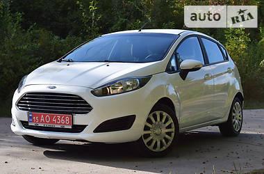 Ford Fiesta 2016 в Ровно