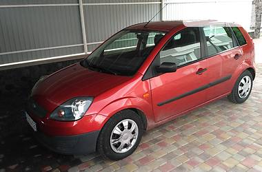Ford Fiesta 2007 в Корсуне-Шевченковском