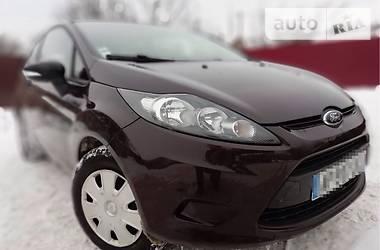 Ford Fiesta 2010 в Львове