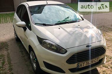 Ford Fiesta 2013 в Ивано-Франковске