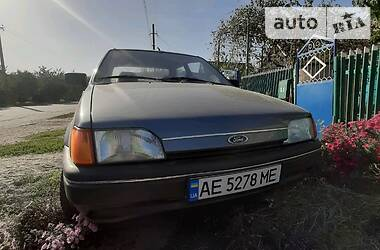 Ford Fiesta 1989 в Васильевке