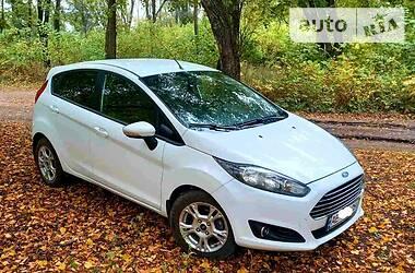 Ford Fiesta 2012 в Каменском