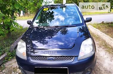 Ford Fiesta 2006 в Кривом Роге