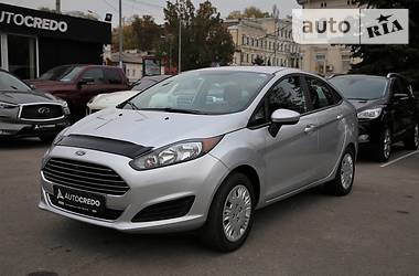 Ford Fiesta 2018 в Харькове