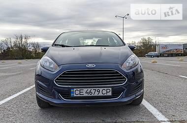 Ford Fiesta 2015 в Черновцах
