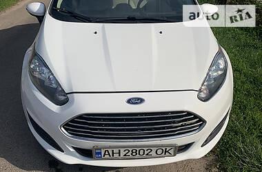Седан Ford Fiesta 2015 в Борисполе