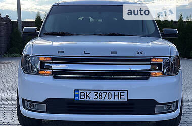 Позашляховик / Кросовер Ford Flex 2018 в Здолбуніві