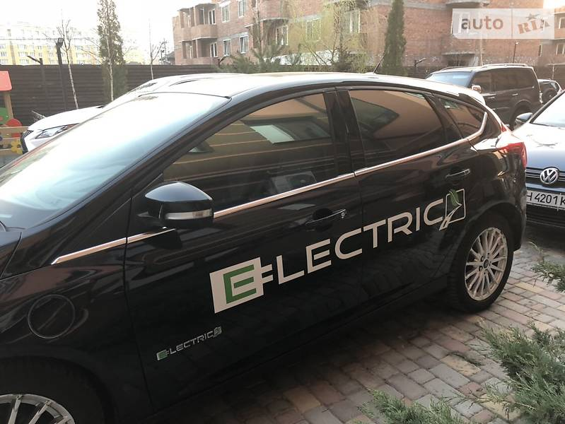 Ford Focus Electric 2015 в Киеве