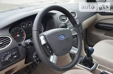 Ford Focus 2.0ГБО chia владелец 2005