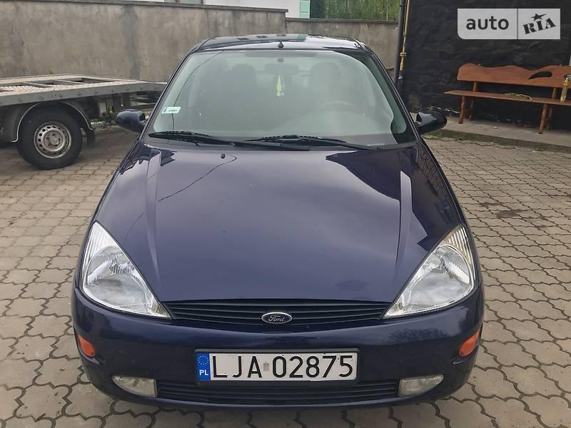 Ford Focus 2000 в Луцке