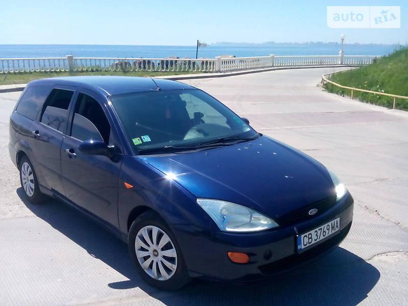 Ford Focus 2002 в Одесі