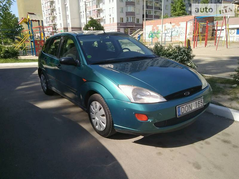 Ford Focus 1999 в Киеве
