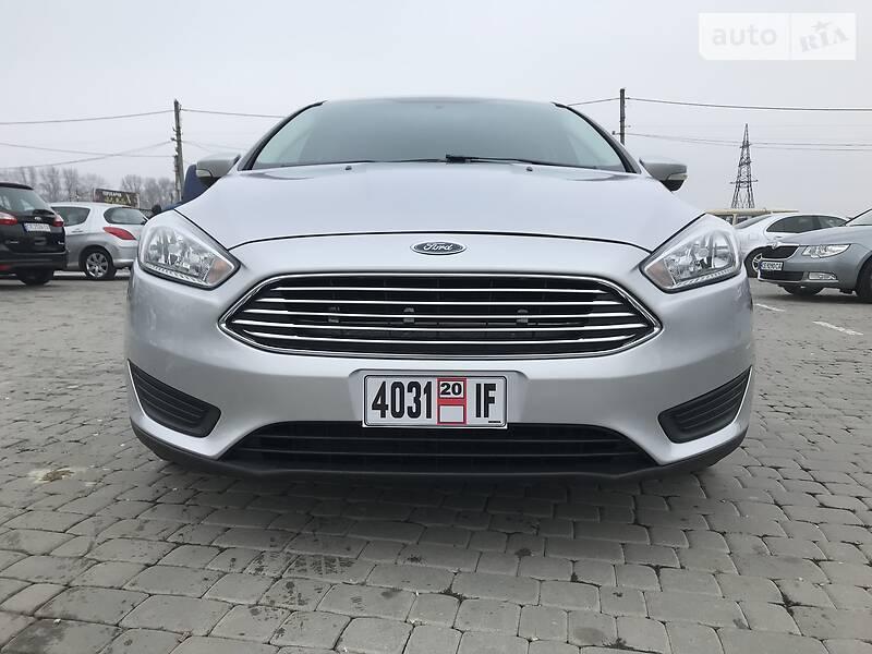 Ford Focus 2016 в Черновцах