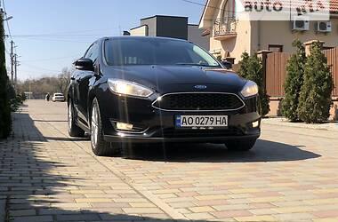 Универсал Ford Focus 2015 в Ужгороде