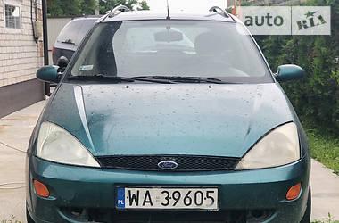 Универсал Ford Focus 2001 в Кременчуге