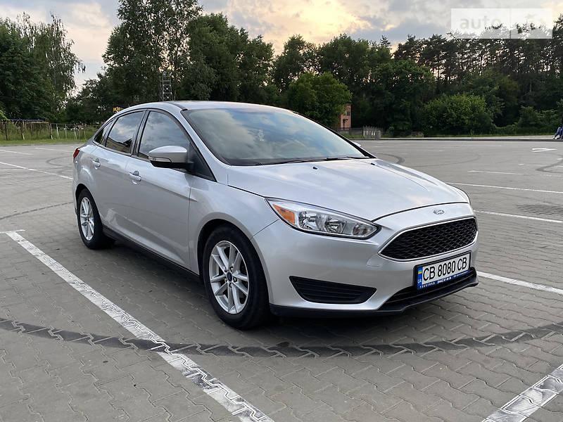 Седан Ford Focus 2016 в Чернигове