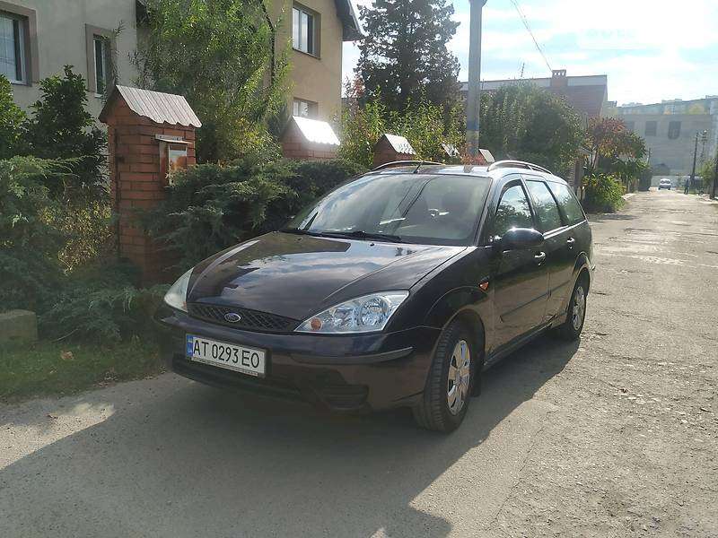 Универсал Ford Focus 2003 в Ивано-Франковске