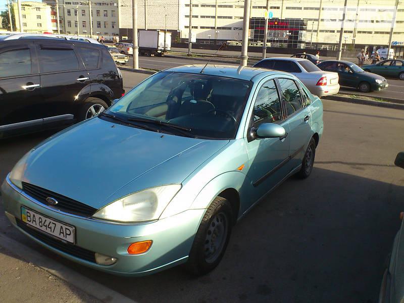 Ford Focus 1999 в Харькове