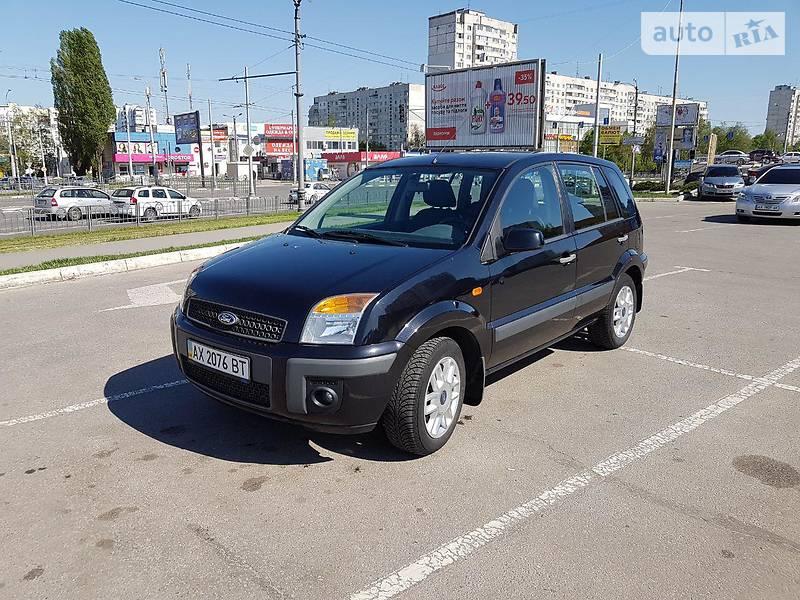 Ford Fusion 2008 в Харькове