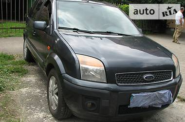 Ford Fusion 2007 в Львове