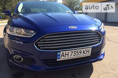 Ford Fusion 2014 в Донецке