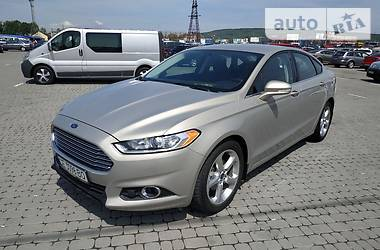 Ford Fusion All wheel drive