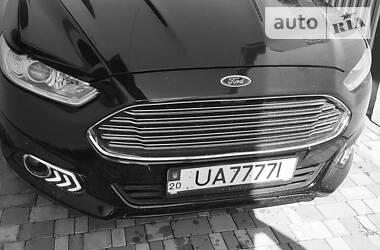 Ford Fusion 2015 в Чорткове