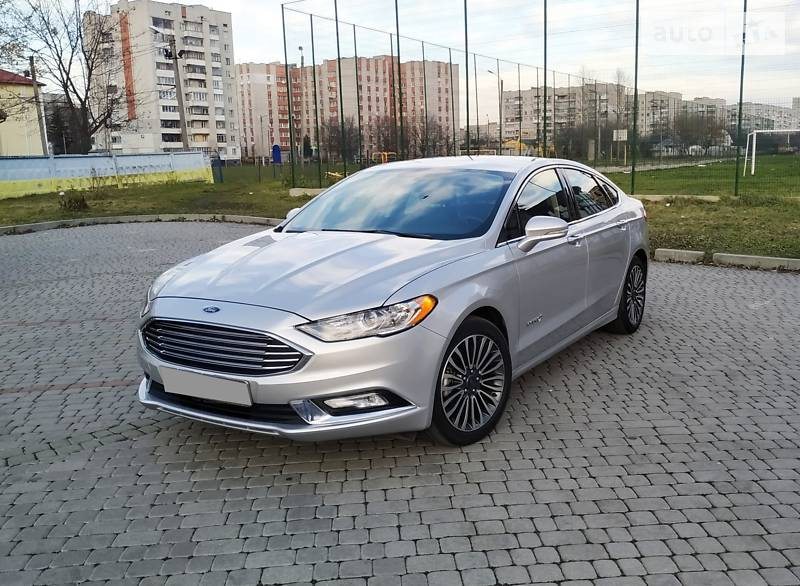 Ford Fusion 2018 в Львове