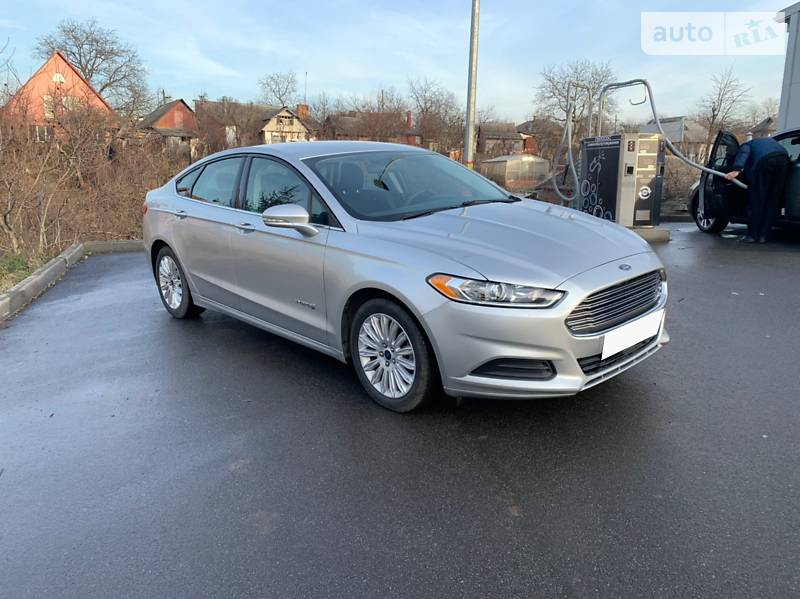 Ford Fusion 2015 в Виннице