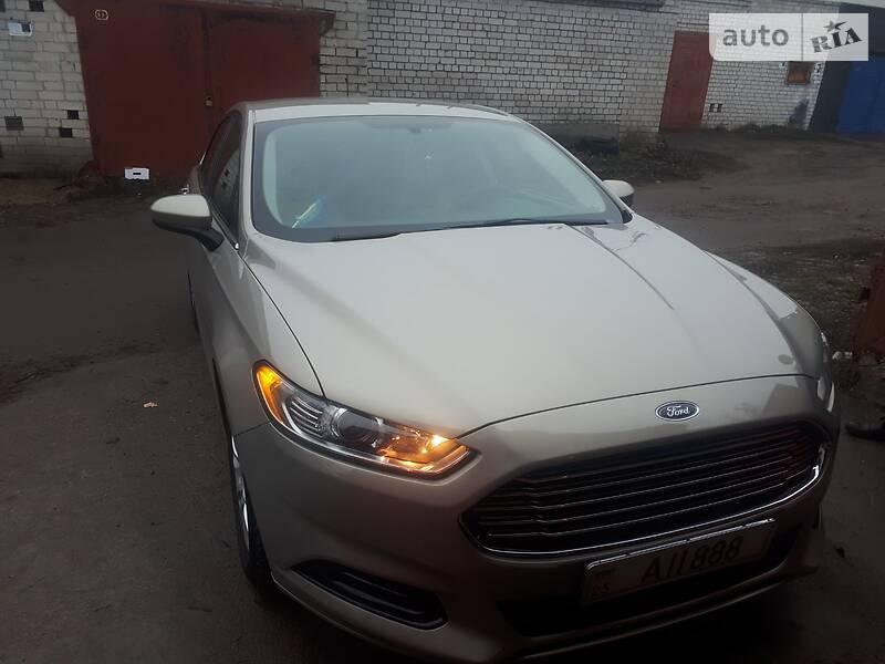 Ford Fusion 2015 в Чернигове
