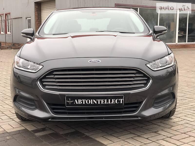 Ford Fusion 2016 в Мариуполе