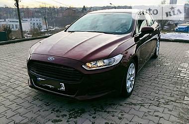 Ford Fusion 2016 в Черновцах