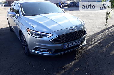 Ford Fusion 2016 в Первомайске