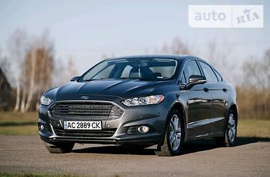 Ford Fusion 2013 в Камне-Каширском