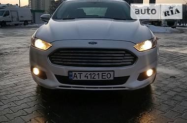 Ford Fusion 2016 в Богородчанах