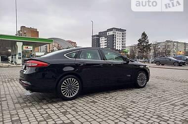 Седан Ford Fusion 2016 в Івано-Франківську