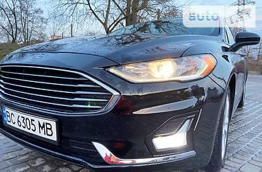 Ford Fusion 2019 в Львове