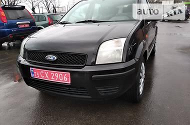 Хэтчбек Ford Fusion 2003 в Николаеве